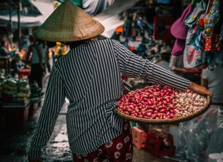Vietnam local markets