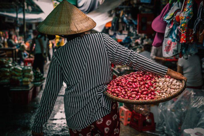 Vietnam local markets