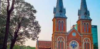Saigon Notre-Dame Cathedral guide