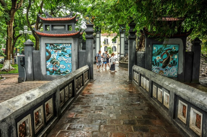 things to do in Hanoi for 3 days