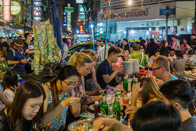 what to to eat in Bangkok