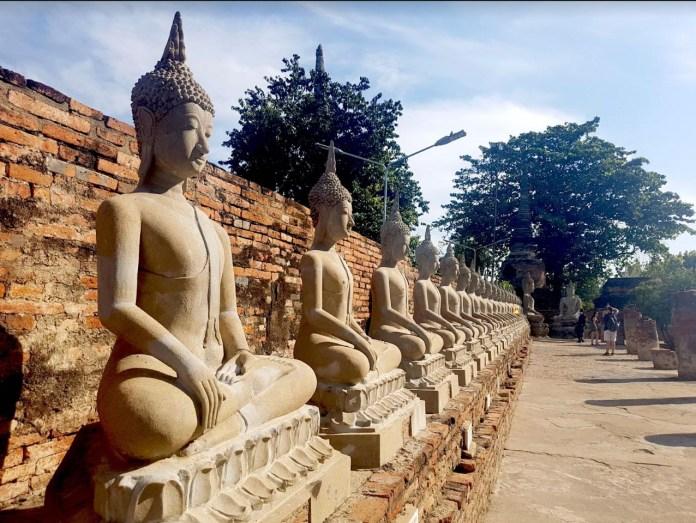 day trip to Ayutthaya from Bangkok