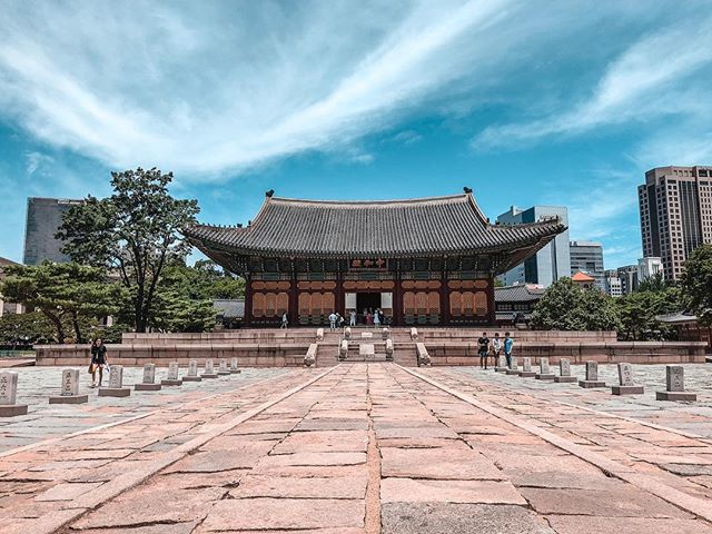 places to go in Seoul