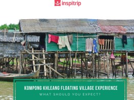Kompong Khleang Floating Village