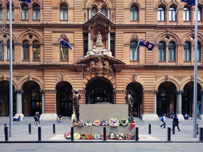 landmarks to visit in Sydney
