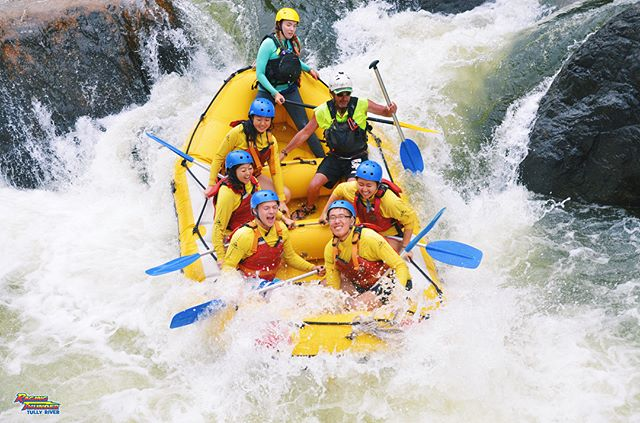 water rafting in cairns