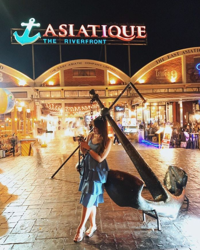 Asiatique the river front theatre