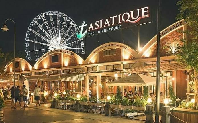 Asiatique night market