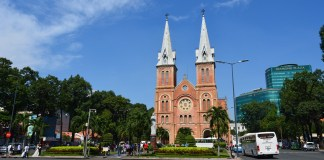 Ho Chi Minh City Notre Dame Cathedral