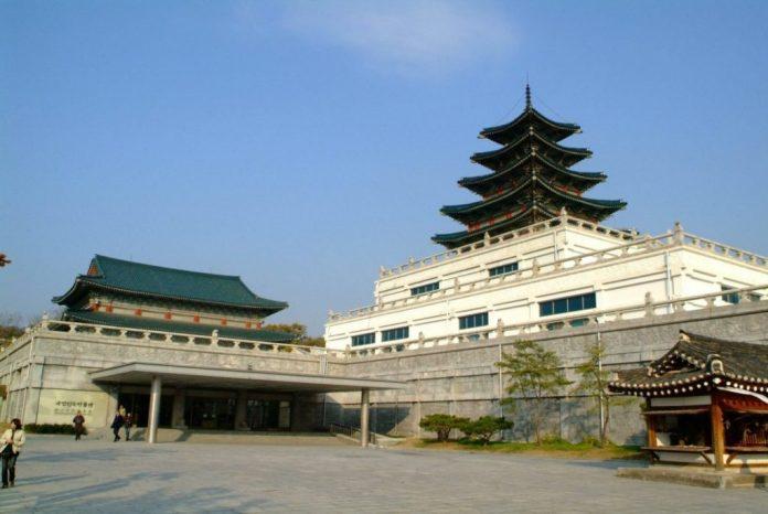 Bảo tàng Văn hoá Dân gian Hàn Quốc ở Gyeongbokgung là trải nghiệm đáng nhớ