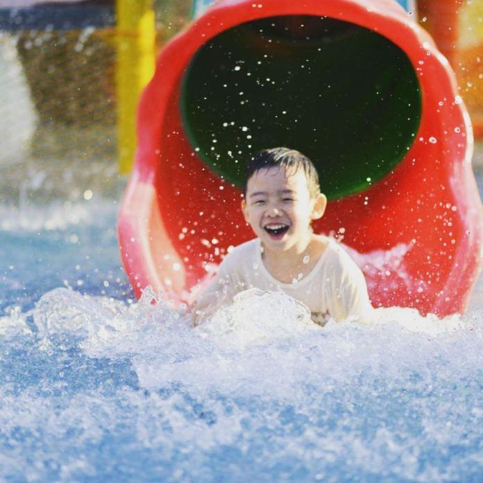 Khu công viên nước Water Fun