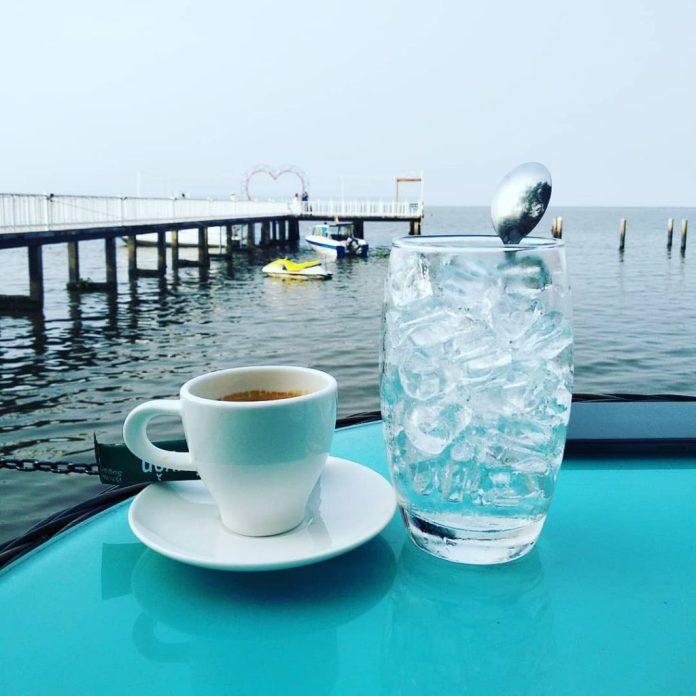 cafe du thuyền