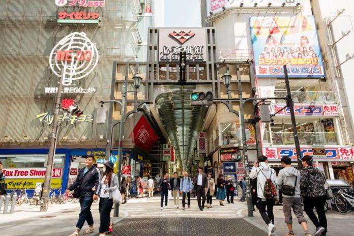 trải nghiệm khi du lịch Osaka tự túc