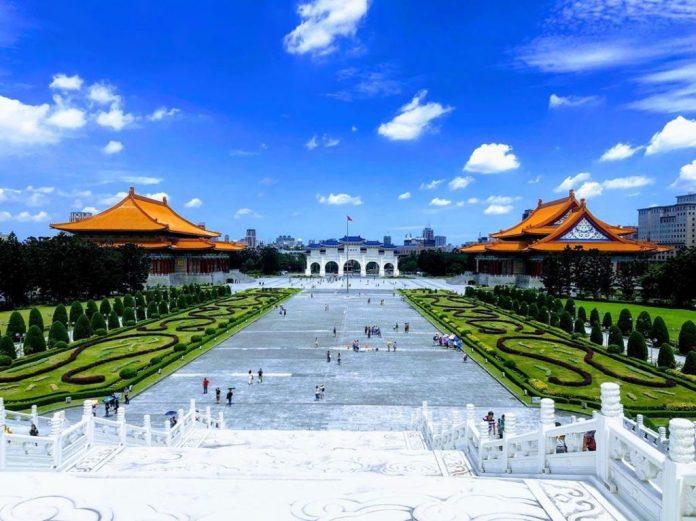 công viên trung chính
