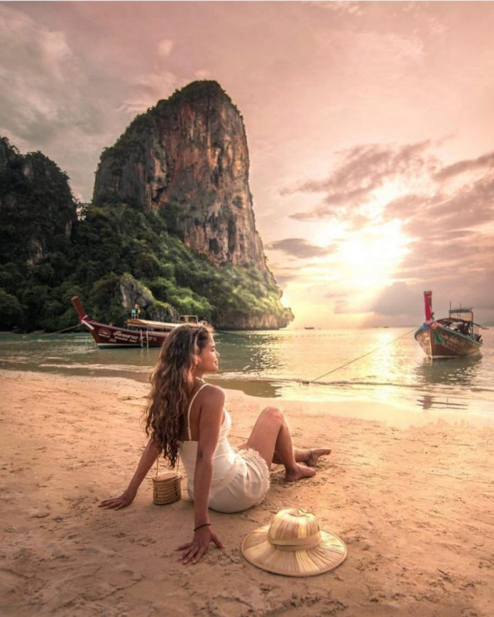 Trải nghiệm khi du lịch Krabi - railay