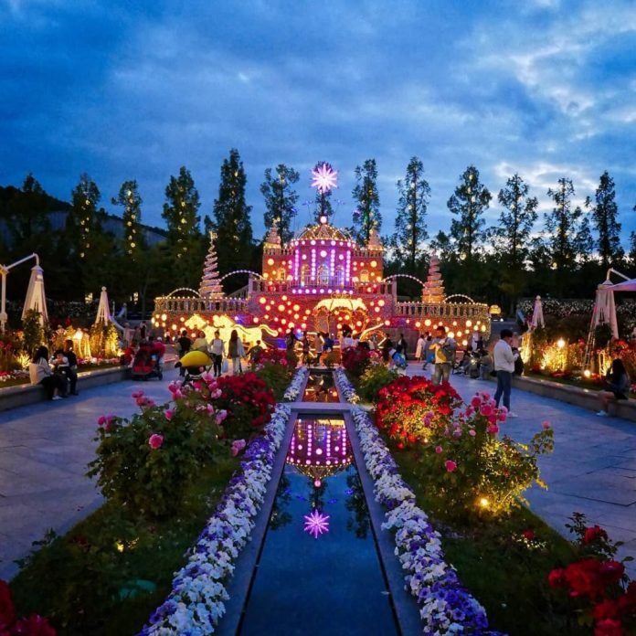 everland at night