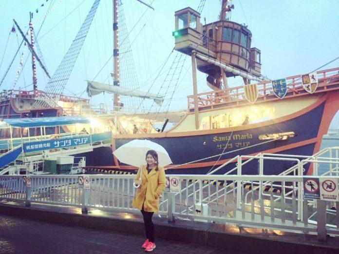 chiếc tàu Santa Maria