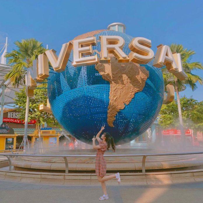 Kinh nghiệm du lịch Singapore, vui chơi ở Universal Studios Singapore (USS)