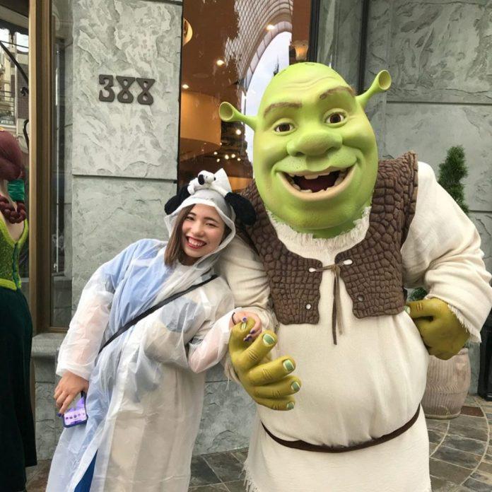 Shrek's 4D Adventure