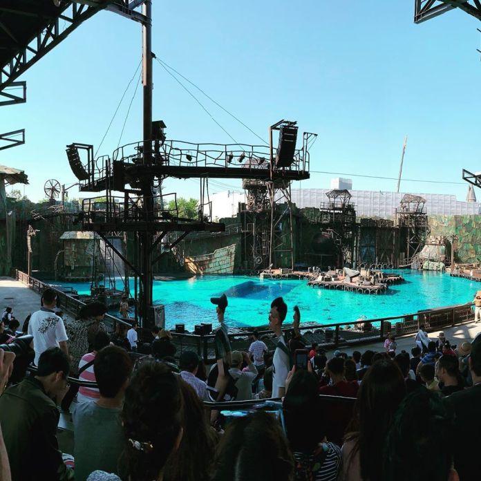 Water World ở Universal Studios Japan