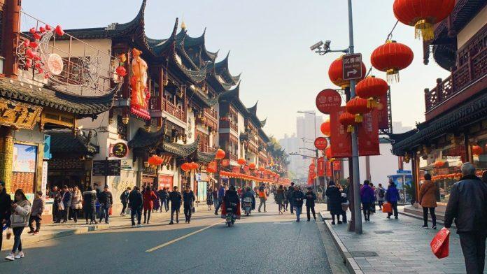 Du lịch Trung Quốc-Miếu Thành Hoàng