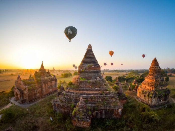 Khám phá Myanmar qua Bagan - miền đất cố đô cổ kính