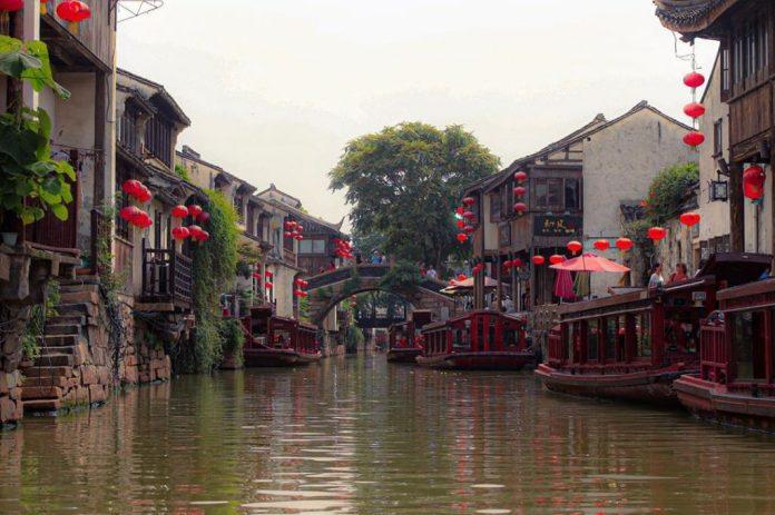 Du lịch Trung Quốc-Tô Châu