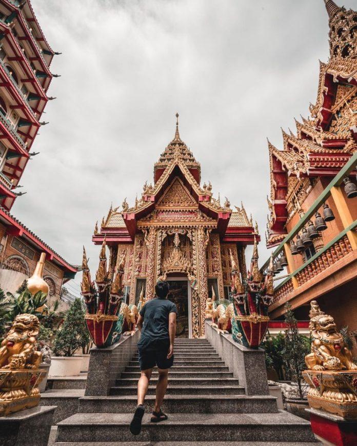 Đền Wat Tham Sua