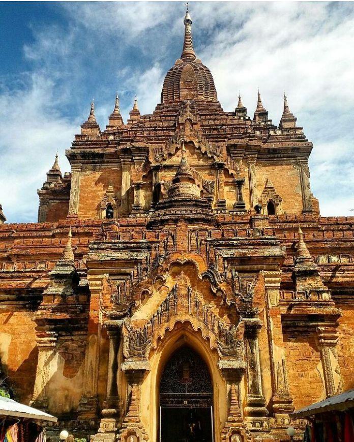 Khám phá Myanmar qua Đền Sulamani Guphaya