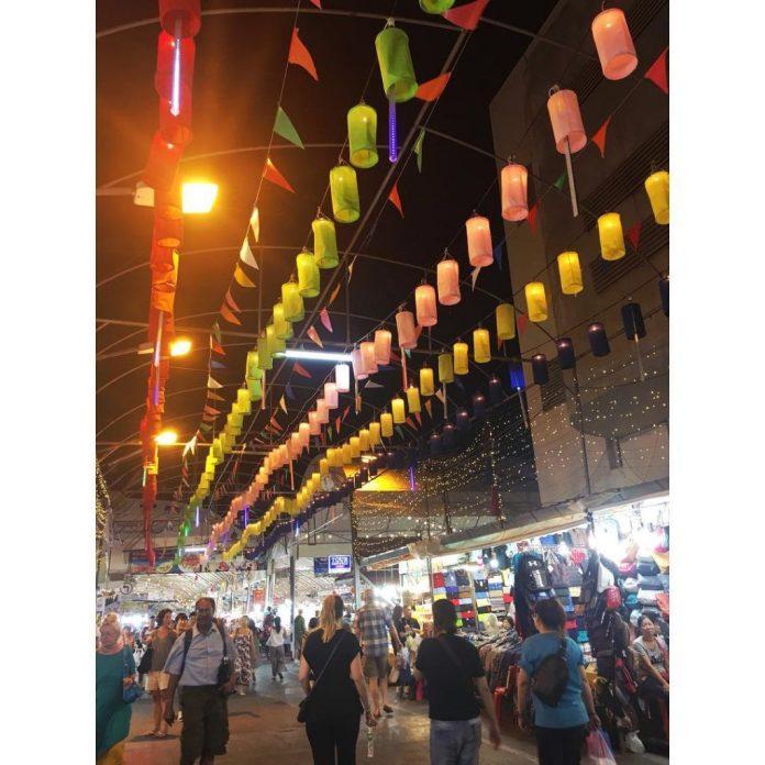 chợ đêm bazar