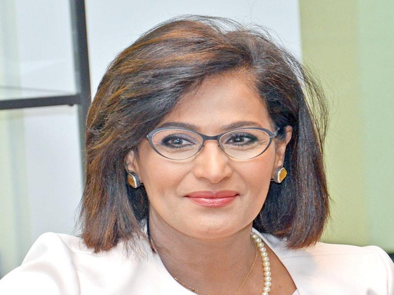 رئيسة الجمعية الكويتية لاختلافات التعلم (كالد) آمال الساير