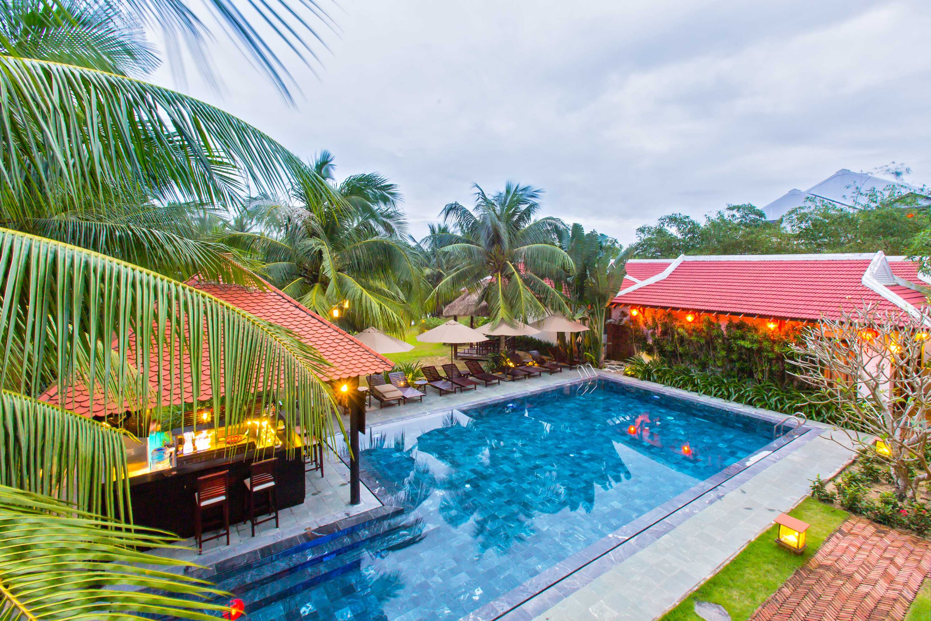 Book Karma Cay Tre Luxury Resort In The Historic Town Of Hoi