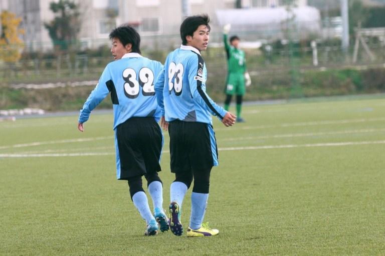 村田聖樹選手と藤井柾人選手㊨