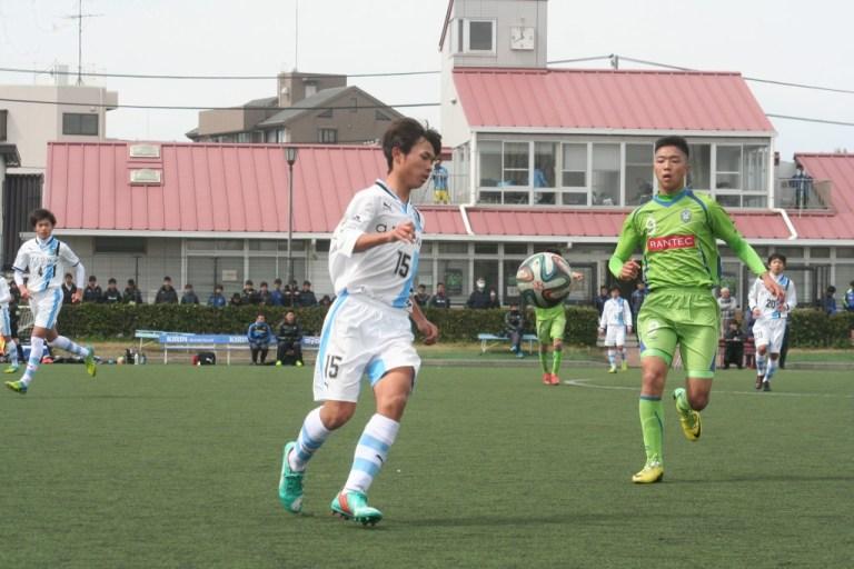 栗田悠巨選手