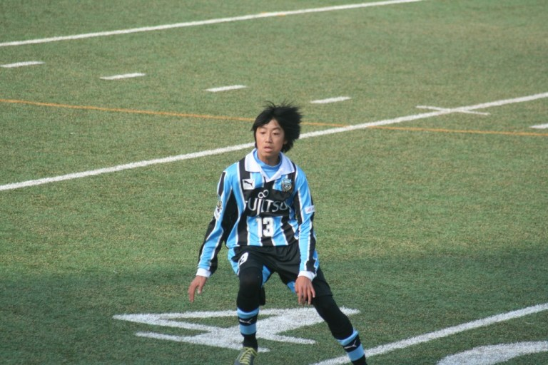 安田捷人選手