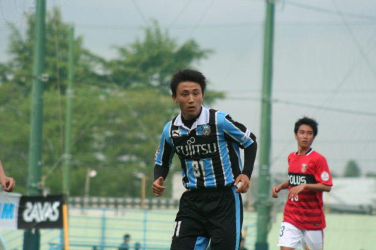 上野綜太選手