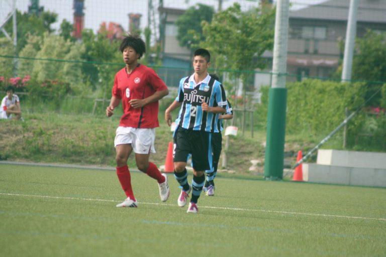 横山尚輝選手