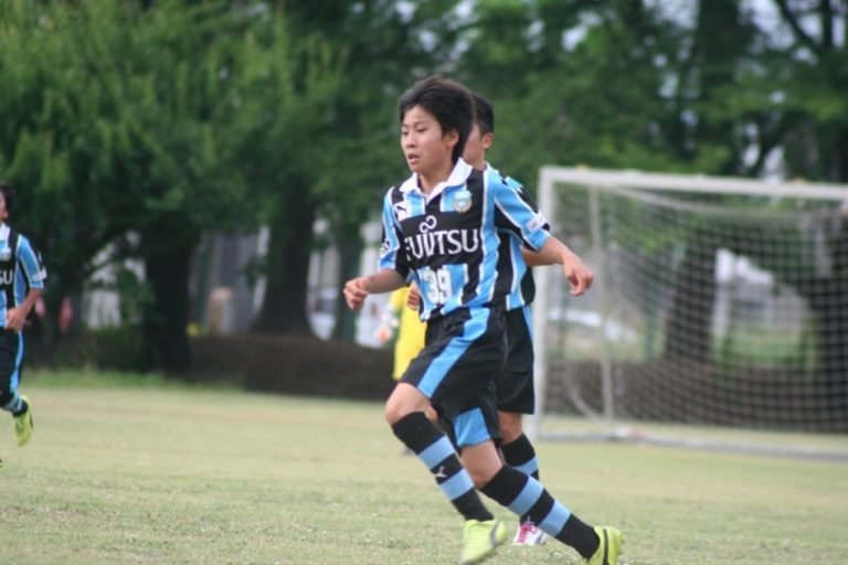練習試合にも出場した戸澤龍人選手