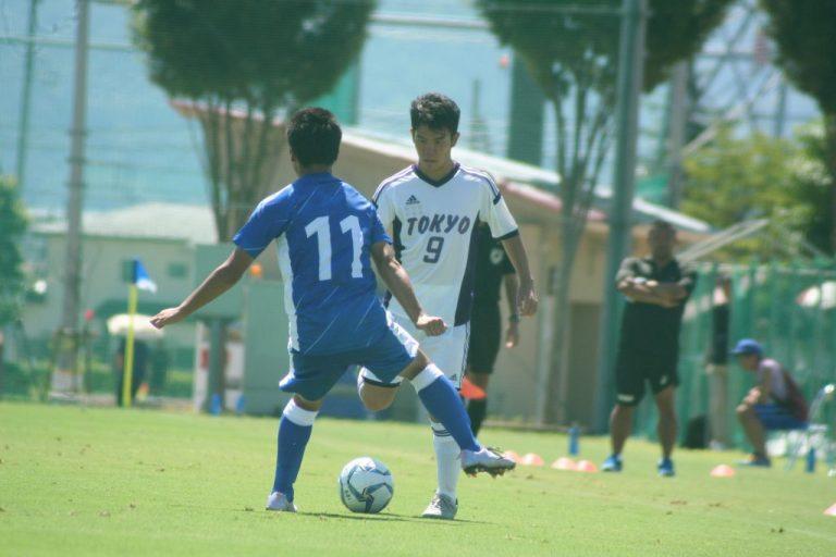 FC東京の天野悠貴選手
