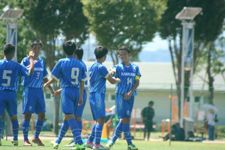 神奈川の選手たち
