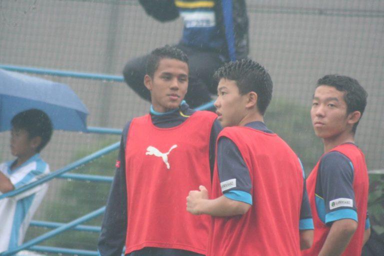 デューク・カルロス選手、小川達也選手、桝谷岳良選手