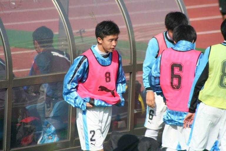 山崎健翔選手