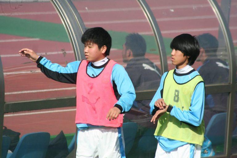 黒川海翔選手、安田捷人選手