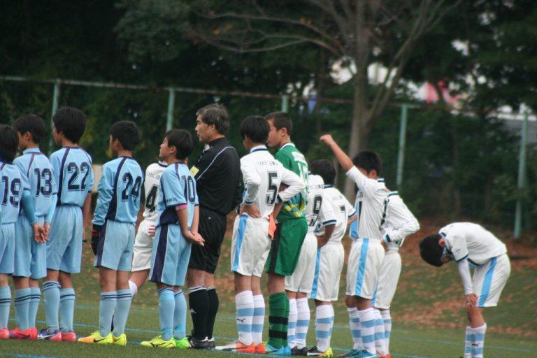 フロンターレの全日本少年サッカー大会県大会は準決勝で終わった