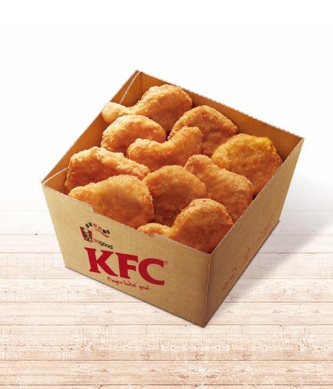 上校雞塊分享盒  雞塊點心   肯德基