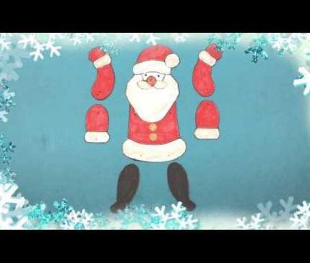 Disney Junior Christmas Art Jumping Santa Disney Junior Uk Faa Da