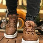 Men's Lace-up Ginger Shoes