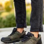 Men's Cold & Waterproof Black Outdoor Shoes