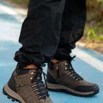 Men's Cold & Waterproof Trekking Boots