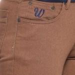 Men's Plain Brown Pants